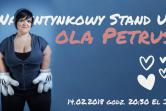 Stand Up Ola Petrus w Bydgoszczy!